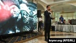 Вечер-реквием в память о жертвах депортации крымскотатарского народа. Крым, Симферополь. 19 мая 2018 года