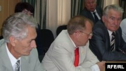 Башкорт Румил Азнабаев, чуаш Геннадий Архипов, удмурт Валентин Тубылов.