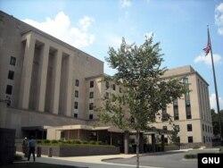Будівля Державного департаменту США, Вашингтон, архівне фото