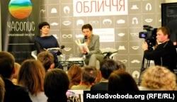 Оксана Забужно в березні 2013-го