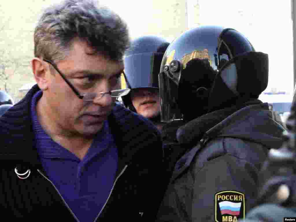 Петербурдагы Стратегия-31 протест чарасы