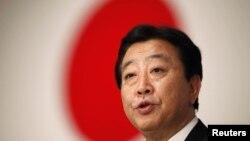 Kryeministri i Japonisë, Yoshihiko Noda.