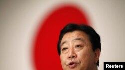 Kryeministri i Japonisë, Joshihiko Noda - foto arkivi