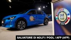 پژو ۲۰۸ جدید توانست خودروی سال اروپا شود؛ هرچند با لغو نمایشگاه به دلیل کرونا، معرفی خودروی سال بدون حضور رسانه ها و بهصورت مجازی برگزار شد.
