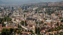 Panorama Sarajeva, ilustrativna fotografija