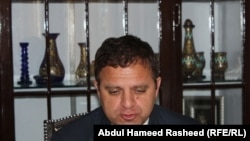Министр финансов Афганистана Омар Захилвал