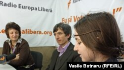 Aneta Grosu, Petru Negură, Maria Paula Erizanu