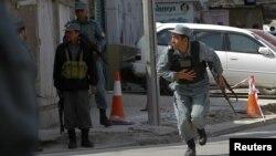 Razmena vatre u Kabulu