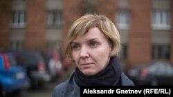 Екатерина Клодт, дочь Юрия Дмитриева