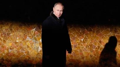 Predsednik Ruske Federacije, Vladimir Putin, dve decenije vlada Rusijom