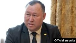 Бактыбек Шамкеев.