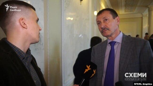 А нардеп Папієв заявив, що дружить з олігархом ще з минулого століття