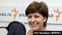 Политолог Валерия Касамара