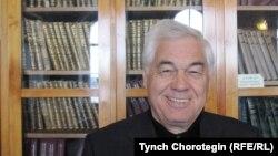 Улугбек Чыналиев, Кыргызстандын Орусиядагы элчиси.