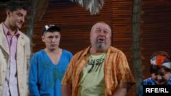 """Идрис Мәсгутов """"Gо! Баламишкин""""да"""