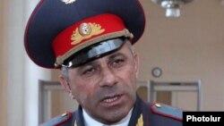 Նախկին ոստիկանապետը՝ ՀՀԿ Արարատի տարածքային կառույցի ղեկավար