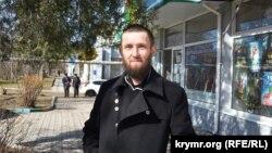 Активист объединения «Крымская солидарность» Энвер Шерфиев
