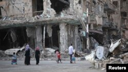 Сирия, 4-сентябрь, 2013-жыл