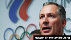 Former fencer, Stanislav Pozdnyakov is the newly elected president of the Russian Olympic Committee