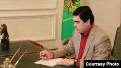 Gurbanguly Berdimuhammedow