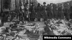 Жертвы Белого террора. Сибирь. 1919 год