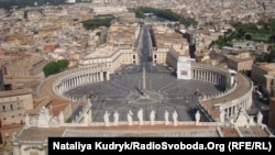 Peter's Square, Vatican
