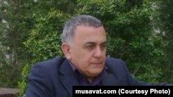 Ariz Abduləliyev.