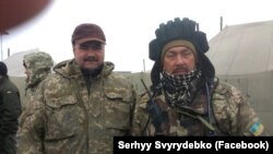 Сергій Свириденко у лавах ЗСУ