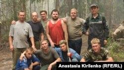 Добровольцы в Нижегородской области