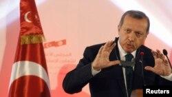თურქეთის პრემიერ-მინისტრი რეჯეპ ტაიპ ერდოანი