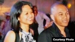 Загиблі в авіакатастрофі родич Денниса Схоутена Donny Djodikromo та його подруга Anelene Misran