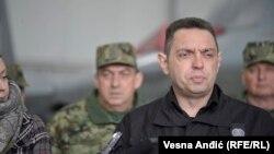 Aleksandar Vulin: I Vojska Srbije stimuliše rađanje