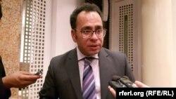 یما ترابی رئیس کمیته مستقل نظارت و ارزیابی مبارزه با فساد اداری