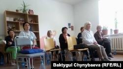 Семинар в Бишкеке.