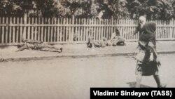 Фрагмент виставки «Голодомор 1932-33-х рр. – геноцид Українського народу»
