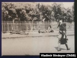 Фрагмент выставки «Голодомор 1932-33-х гг. – геноцид Украинского народа»