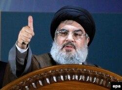"""Лидер """"Хезболлы"""" Хассан Насралла"""