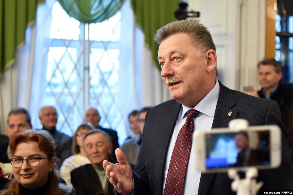 Амбасадар Украіны Ігар Кізім
