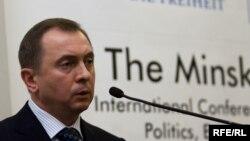 Глава администрации президента Белоруссии Владимир Макей