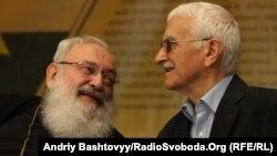 Кардинал Любомир Гузар та Євген Сверстюк, літературознавець, філософ