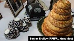 Бишкекте өткөрүлгөн Өзбекстандын маданият күндөрү. 20-февраль, 2015-жыл.