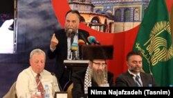 سخنرانی الکساندر دوگین در ششمین نشست افق نو در مشهد