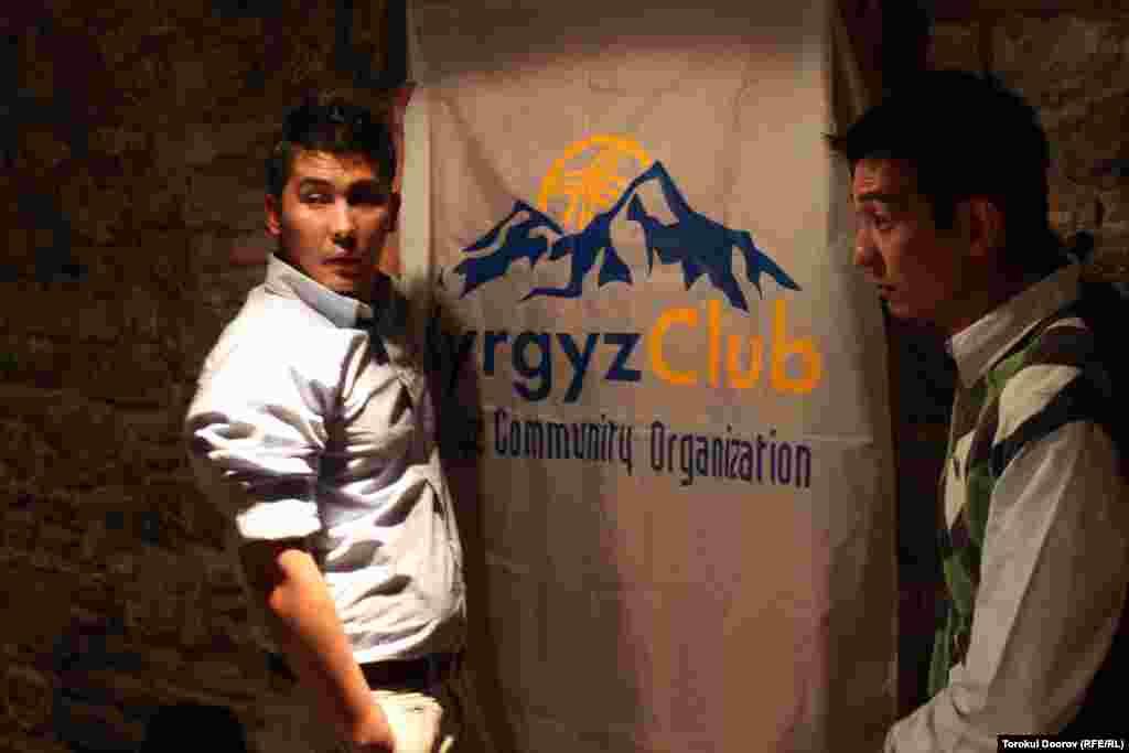 """На премьера фильма """"Я люблю, Бишкек"""" в Праге, 2012"""