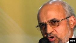 Mohsen Mirdamadi, head of the Islamic Participation Front