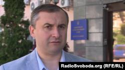 Олег Слободян, помічник голови Державної прикордонної служби України