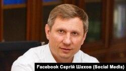 Про захворювання Сергія Шахова на COVID-19 стало відомо 18 березня, зараз він удома на самоізоляції