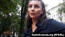 Білоруська правозахисниця Наталія Горячко-Басалига