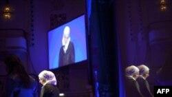 La ceremonia de acordare a premiilor la New York