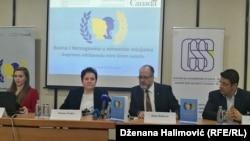 Predstavljanje publikacije u Sarajevu