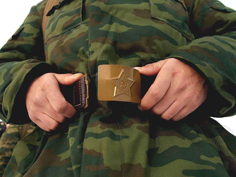 В 2010 году из Максатихинского района на военную службу призвано 100 человек